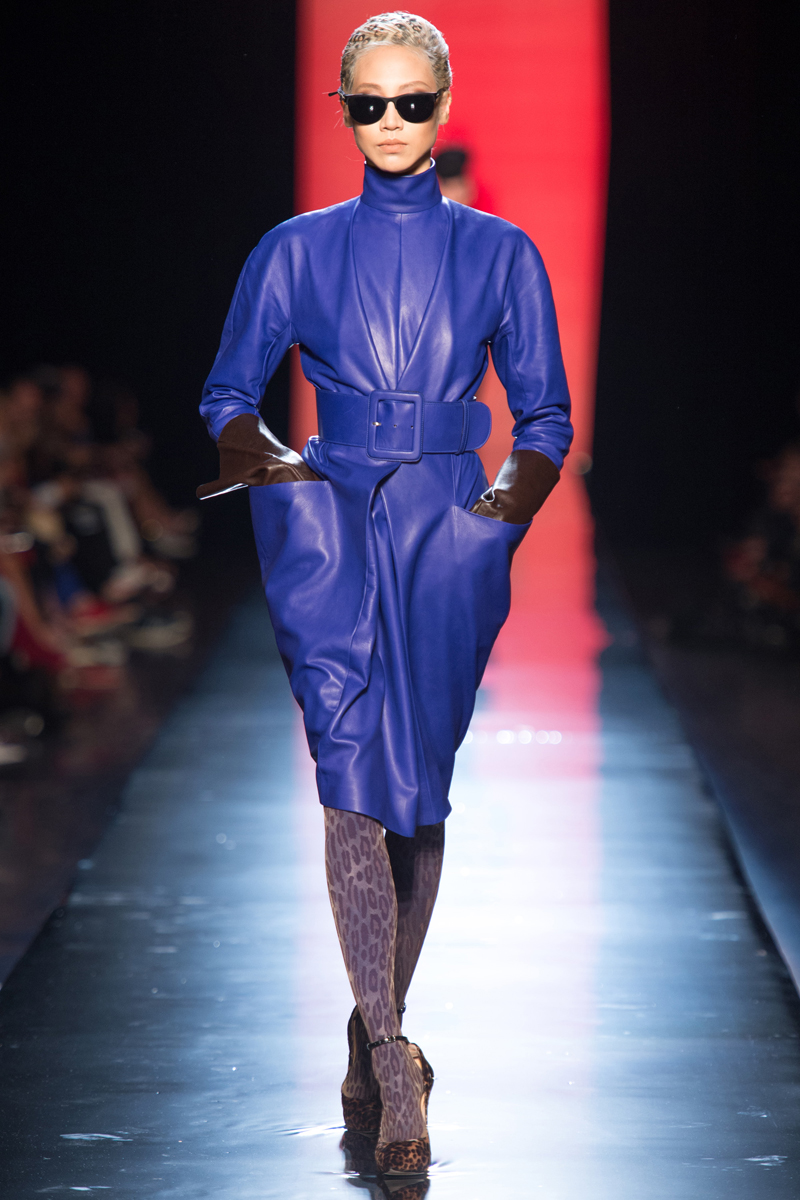 Jean Paul Gaultier Couture Look 18 Fall 2013