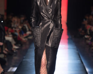 Jean Paul Gaultier Couture Look 25 Fall 2013