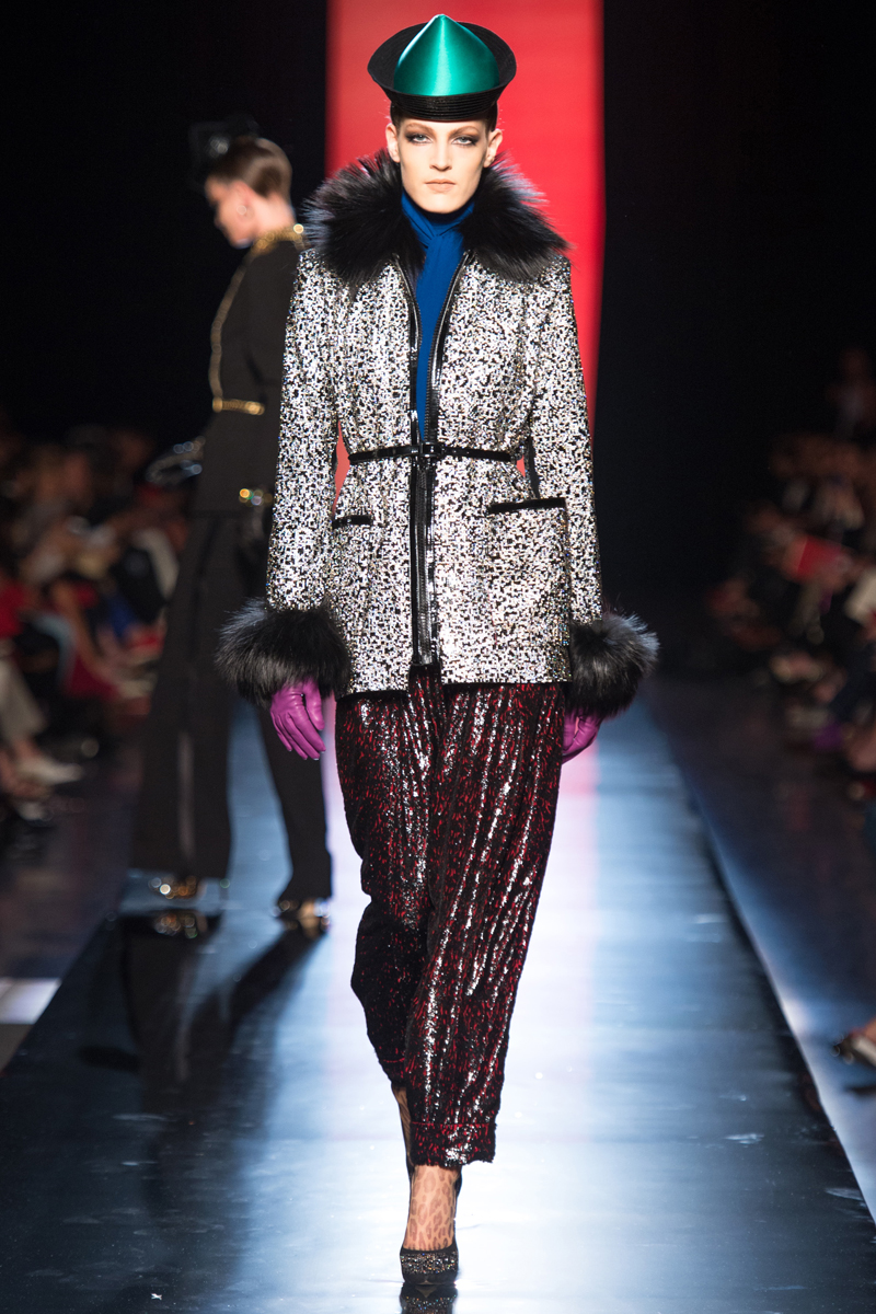 Jean Paul Gaultier Couture Look 27 Fall 2013