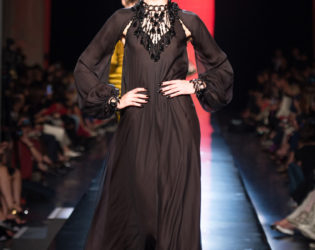Jean Paul Gaultier Couture Look 30 Fall 2013