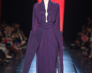Jean Paul Gaultier Couture Look 32 Fall 2013
