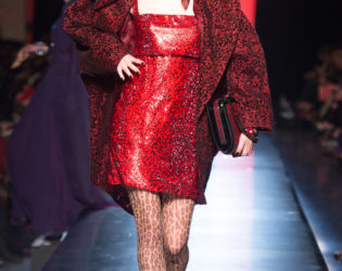 Jean Paul Gaultier Couture Look 33 Fall 2013