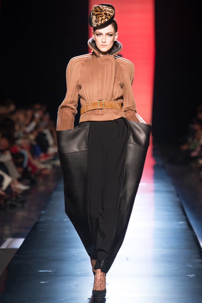 Jean Paul Gaultier Couture Look 4 Fall 2013
