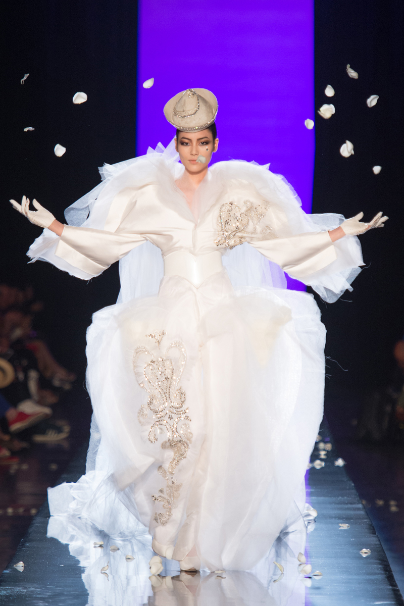 Jean Paul Gaultier Couture Look 43 Fall 2013