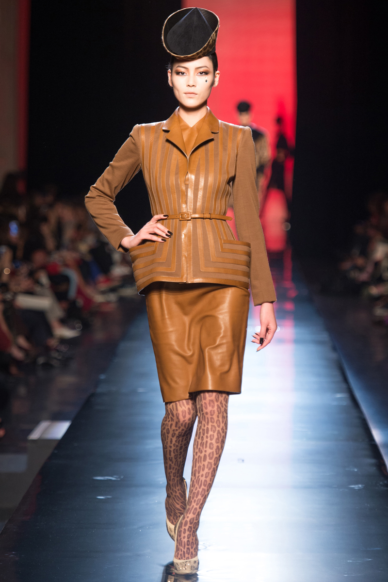 Jean Paul Gaultier Couture Look 5 Fall 2013