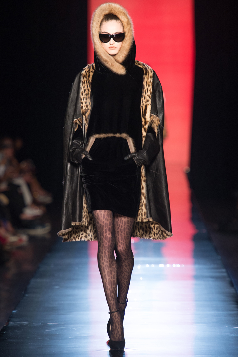 Jean Paul Gaultier Couture Look 9 Fall 2013