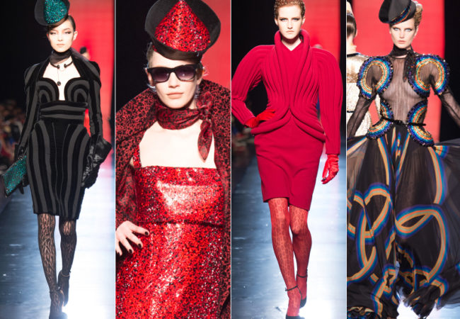 Jean Paul Gaultier Fall 2013 Couture Collection