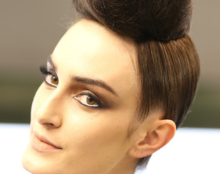 Jean Paul Gaultier Fall 2013 Couture Hair