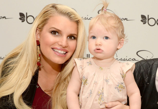 Jessica Simpson Welcomes Baby Boy
