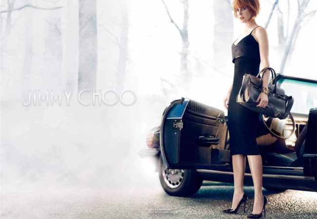 Nicole Kidman for Jimmy Choo Fall 2013 Campaign