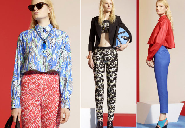 Kenzo Resort 2014 Collection