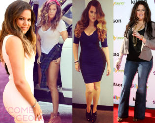Find Out the Secret of Khloe Kardashian's Weight Loss