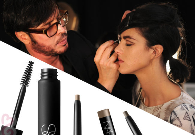 NARS Eyebrow Products: Brow Gel and Brow Perfector