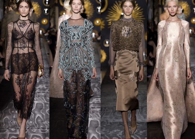 Valentino Fall 2013 Couture Collection
