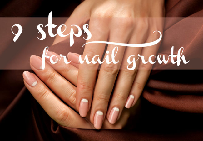 How to Get Your Nails Grow Faster