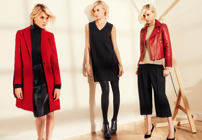 Club Monaco Launches High-End Collection