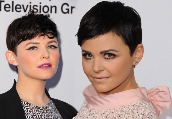 Celebrity Hair: Ginnifer Goodwin Short Hairstyles