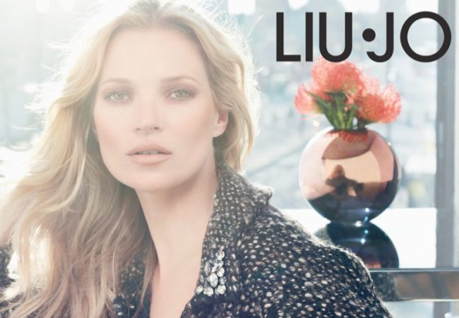 Kate Moss for Liu Jo Fall 2013 Campaign