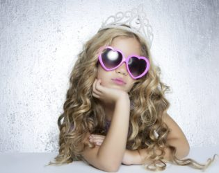 How to Style Little Girls' Hair – Cute Long Hairstyles for School