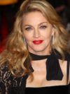 Madonna Golden Blonde Hair Color