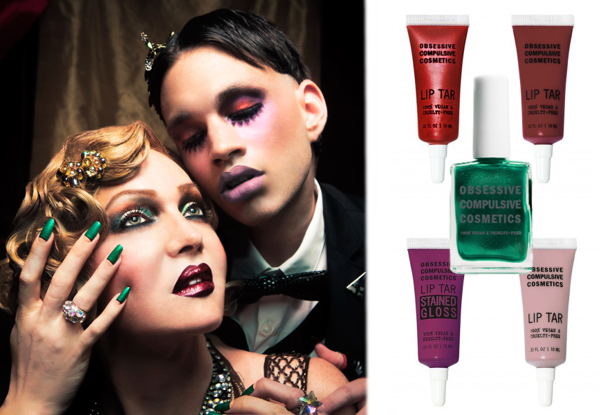 Obsessive Compulsive Cosmetics Moderncraft Fall 2013 Makeup