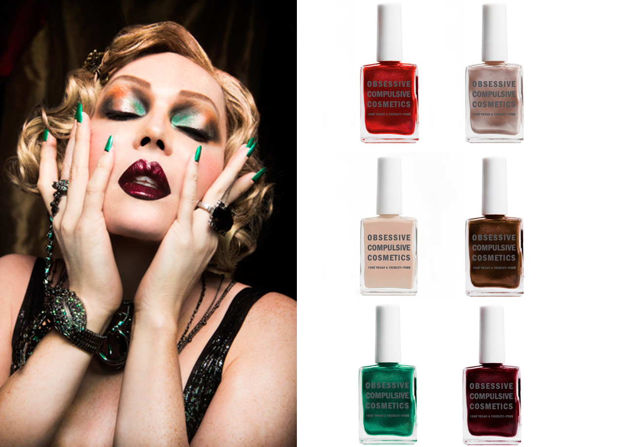 Obsessive Compulsive Cosmetics Moderncraft Nail Lacquers