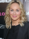 Sharon Stone Blonde Hair Color
