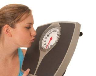 Take Baby Steps In Weight Loss
