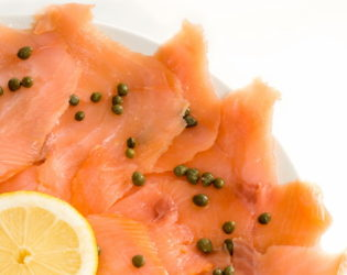 Wild Salmon For Glowing Skin And Hair