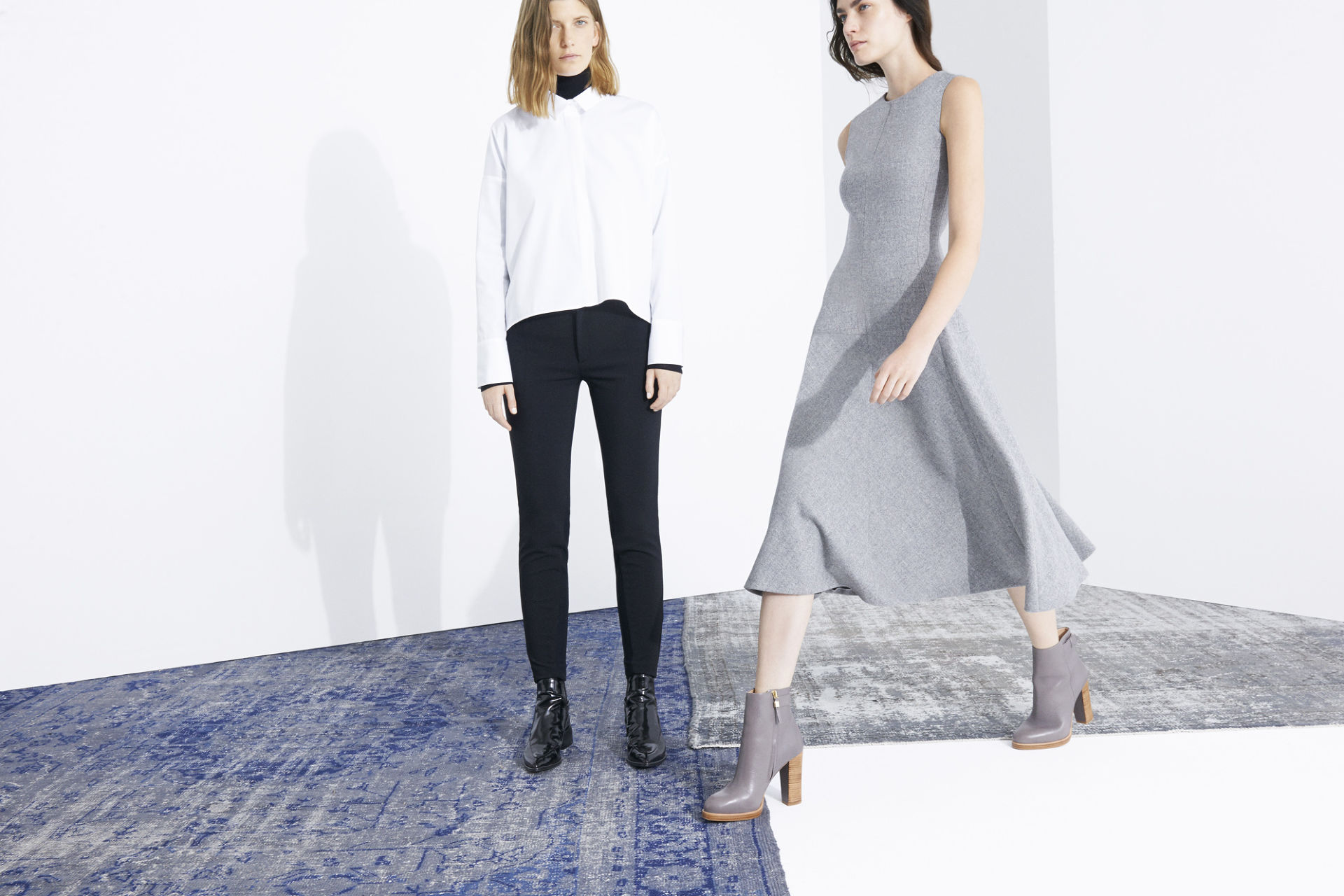Zara Fall 2013 Lookbooks