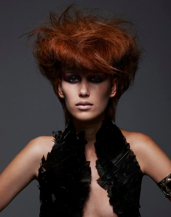 Pictures Good Hair Colors For Tan Skin Auburn Hair Color Idea For Tanned Skin