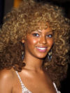 Beyonce Afro Hairstyle