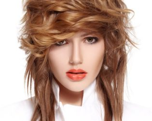 Bohemian Waves Hairstyle