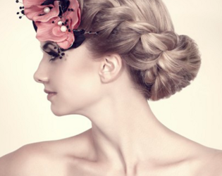 Floral Hair Accessories Trend 2013
