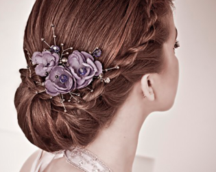 Floral Hair Accessory 2013