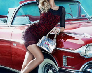 Guess Accessories Campaign Fall 2013