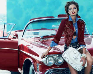 Guess Fall 2013 Accessories