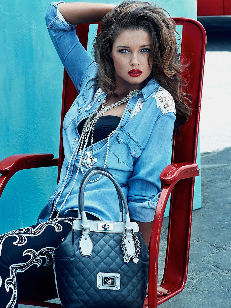 Guess Fall 2013 Campaign