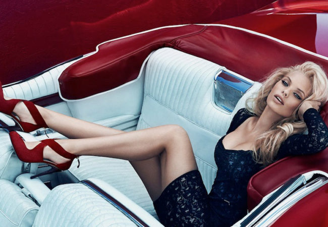 Guess Accessories Fall 2013 Campaign