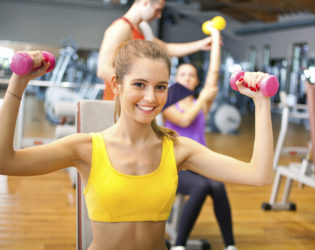 How to Look Good While Working Out