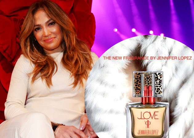 Jennifer Lopez 'JLove' Fragrance