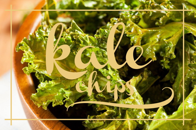 Kale Chips: Nutrition Facts and Tips on How to Make Kale Chips