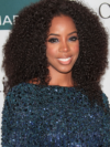 Kelly Rowland No Bangs Hairstyle
