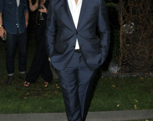 Spezzatura Style Suit With Loafers