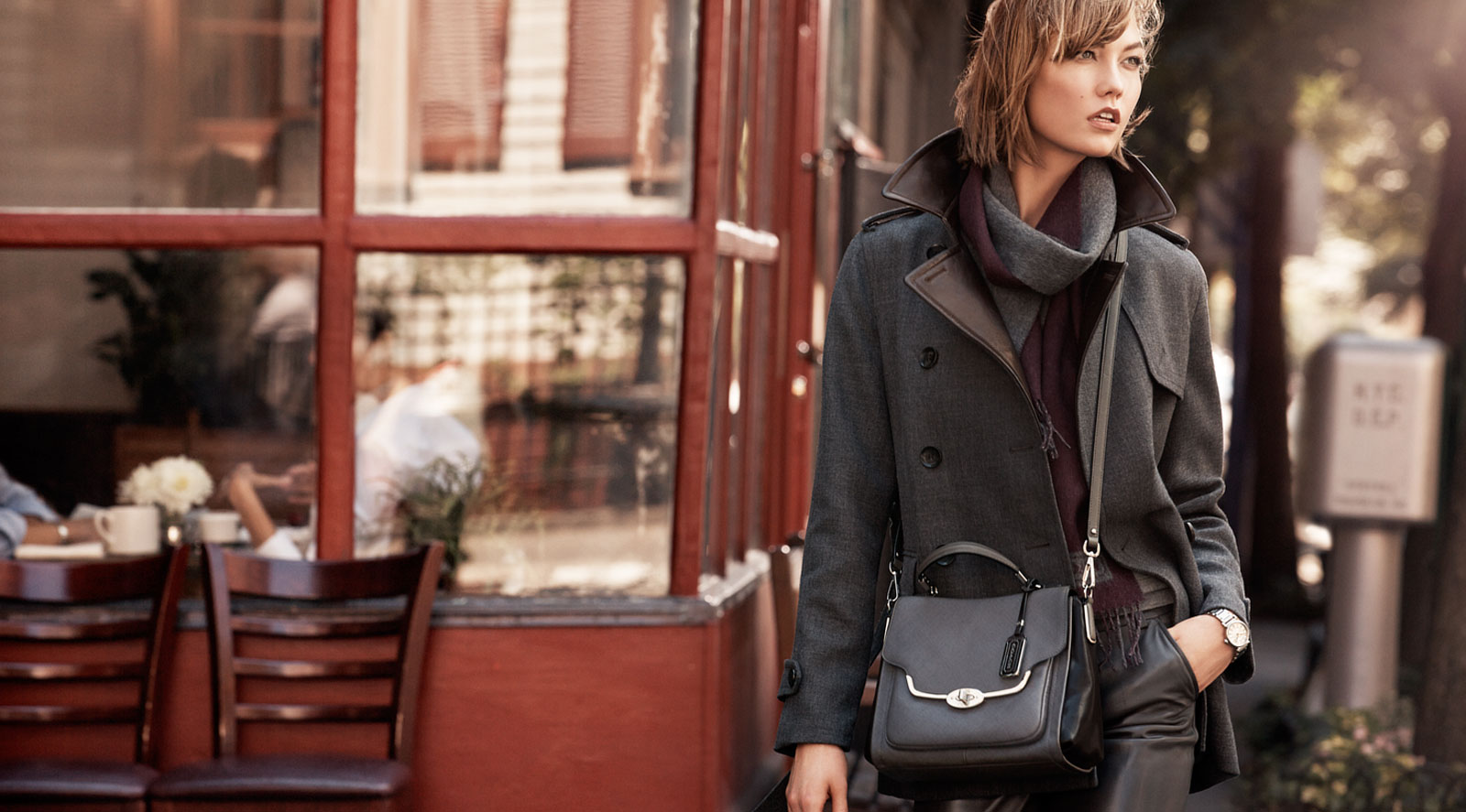 Coach Fall Winter 2013 Ad