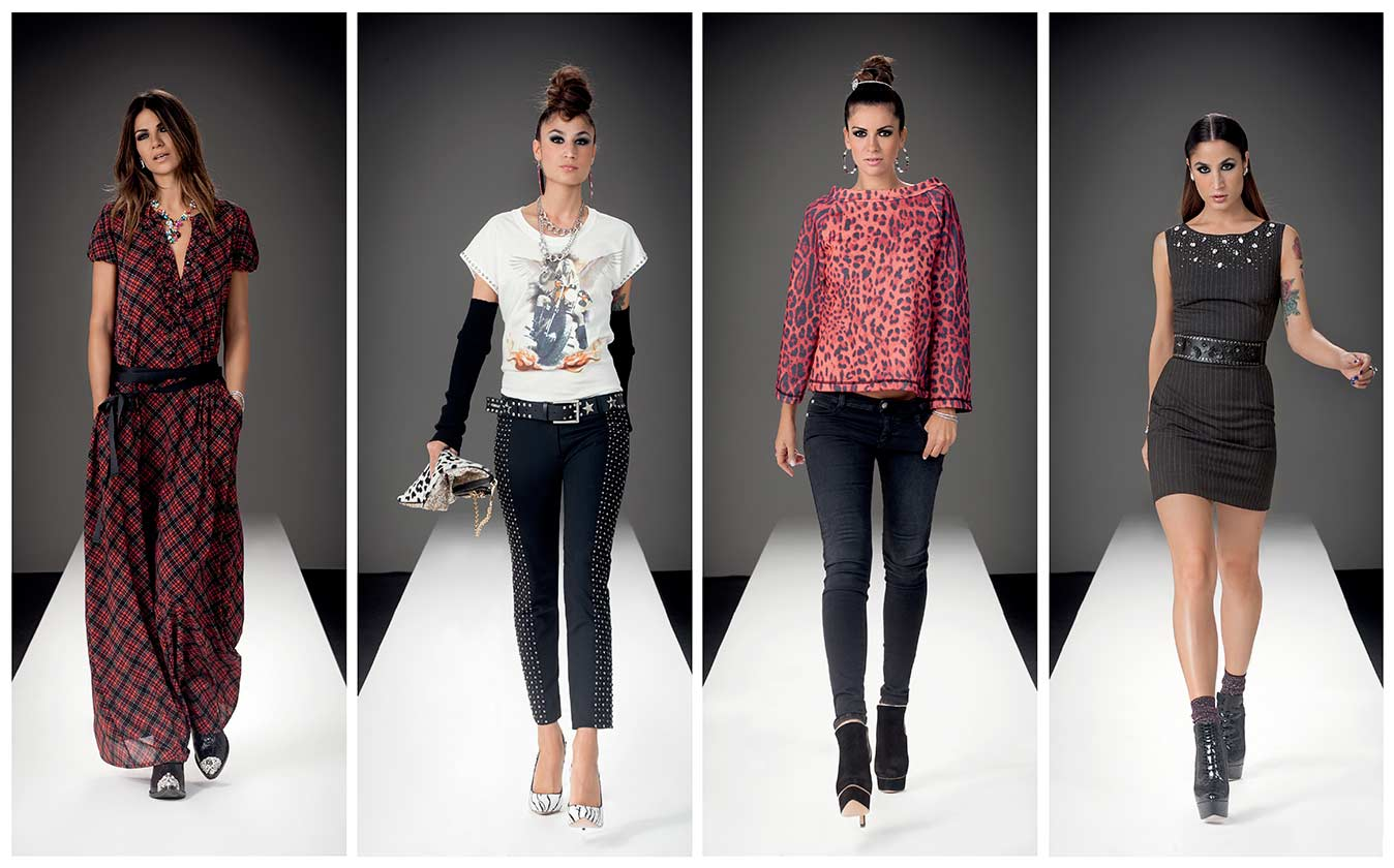 Denny Rose Autumn Winter 2013 Collection