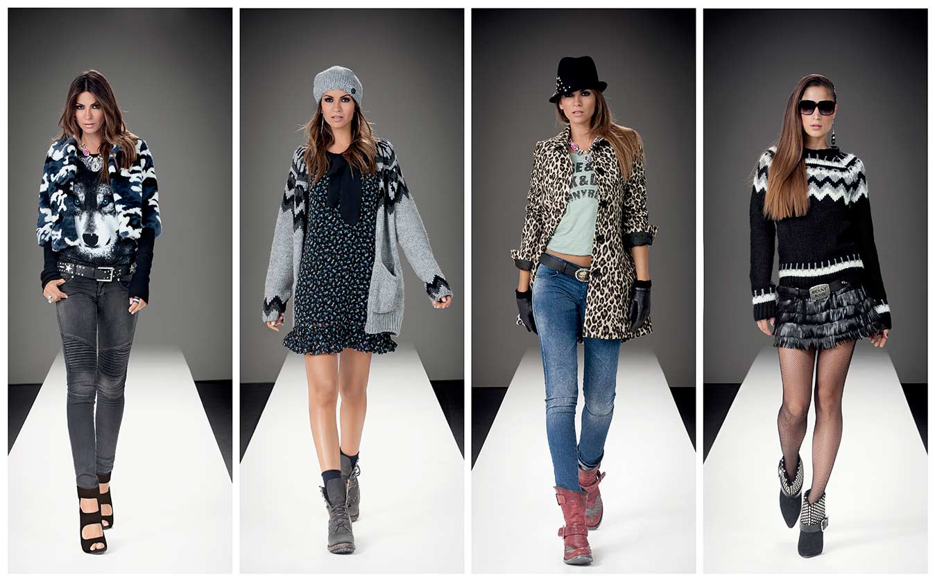 Denny Rose Fall 2013 Collection