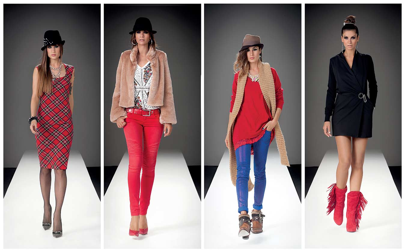 Denny Rose Winter 2013 Collection