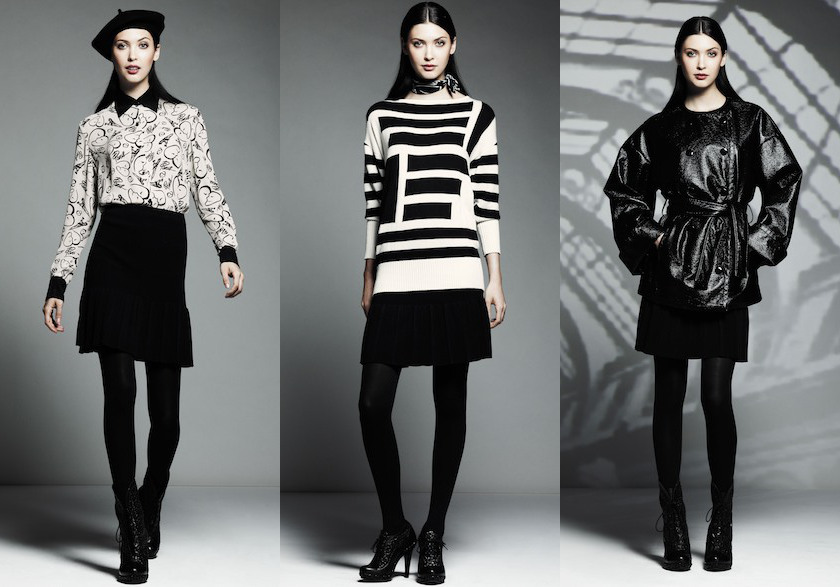 Fall Outfits From Catherine Malandrino For Kohl's Collection