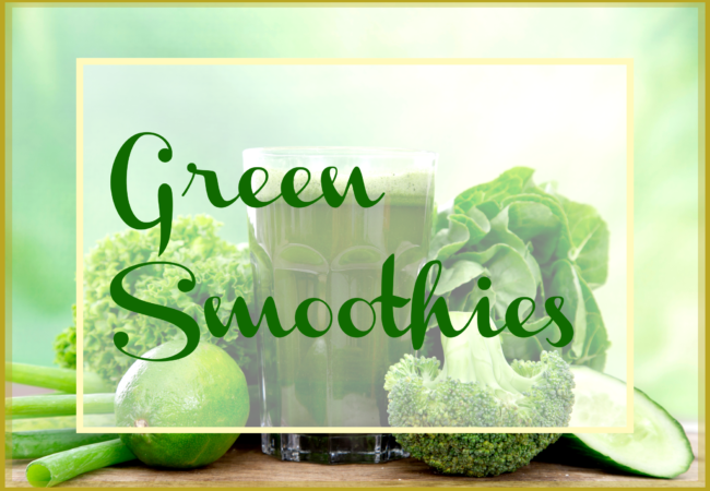 Green Smoothie Weight Loss Diet Plan